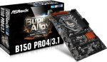 ASRock B150 PRO4/3.1