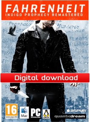 Fahrenheit: Indigo Prophecy Remastered til PC