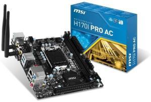 MSI H170I PRO AC