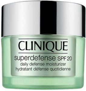 Clinique Superdefense SPF 20 Daily Defense Moisturizer Dry/Combination