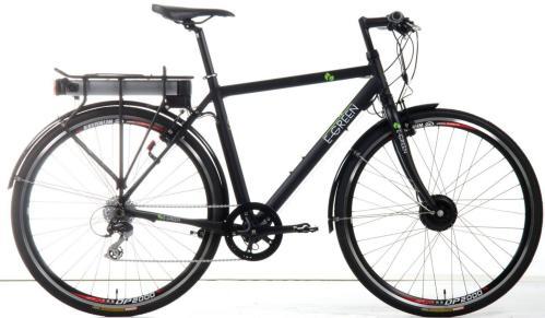 E-GREEN P2 Hybrid Gent-D el-sykkel