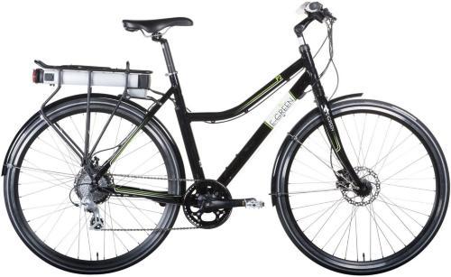 E-GREEN P2 Dame Hybrid el-sykkel