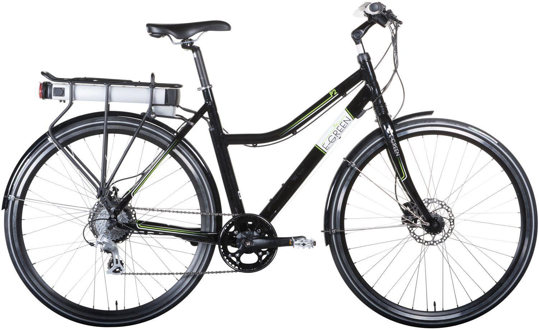 cec7c8525 Best pris på E-GREEN P2 Hybr Lady-D Komplett - Se priser før kjøp i ...