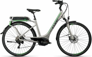 Cube Touring Hybrid Pro 400 Easy Entry Dame 2016