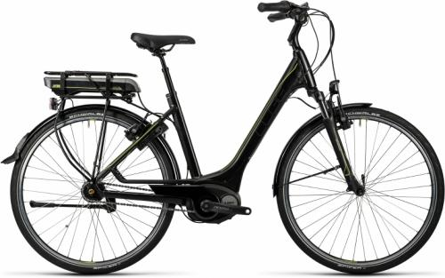 Cube Travel Hybrid 500 Easy Entry Dame 2016