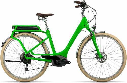 Cube Elly Ride Hybrid 500 Easy Entry Dame 2016