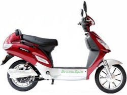 DreamSpin Elektrisk Sykkel