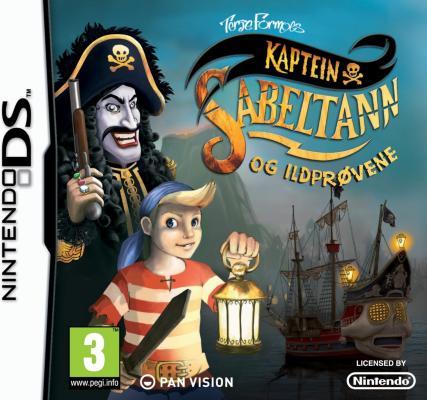 Kaptein Sabeltann og Ildprøvene til DS