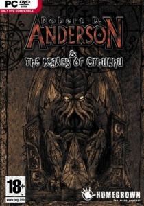 Anderson & The Legacy of Cthulhu