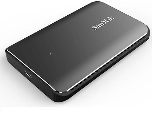 SanDisk Extreme 900 Portable 480GB