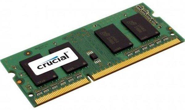Crucial DDR3 1600MHz 8GB CL11 (1x8GB) for Mac