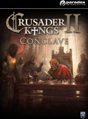 Crusader Kings II: Conclave til Mac