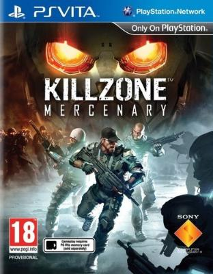 Killzone: Mercenary til Playstation Vita