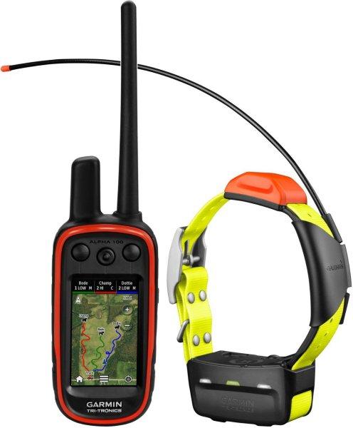 Garmin Alpha 100 m/T5 GPS Hundepeiler