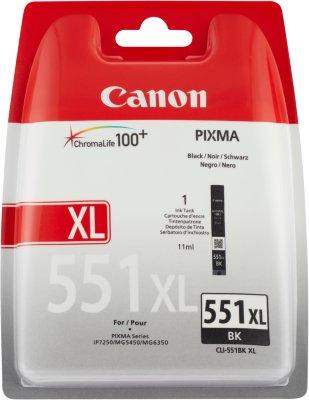 Canon CLI-551XL Sort