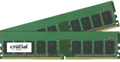 Crucial DDR4 ECC 2133MHz 16GB