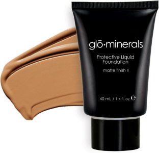 GloMinerals Protective Liquid Foundation Matte