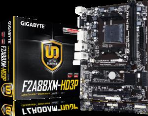 Gigabyte GA-F2A88XM-HD3P