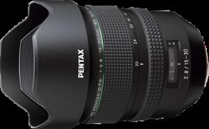 Pentax HD FA 15-30mm f/2.8 ED SDM WR