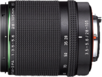 Pentax HD FA 28-105mm f/3.5-5.6 ED DC WR