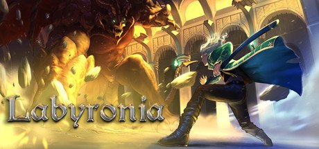 Labyronia RPG til PC