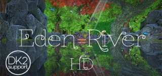 Eden River HD: A Virtual Reality Relaxation Experience til PC