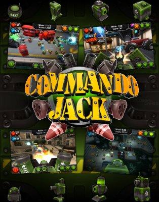 Commando Jack til PC
