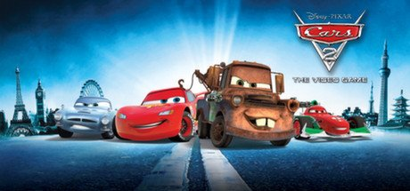 DisneyPixar Cars 2: The Video Game til PC