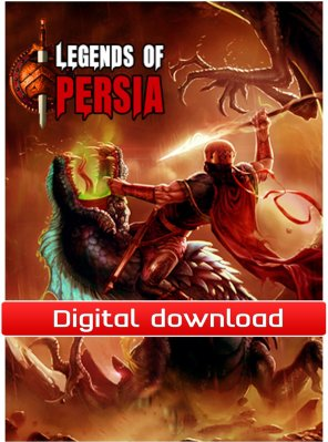 Legends of Persia til PC