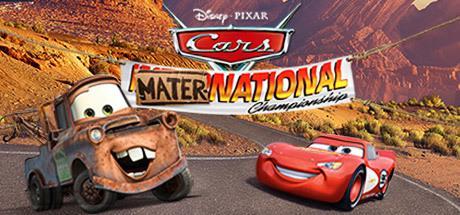 DisneyPixar Cars Mater-National Championship til PC