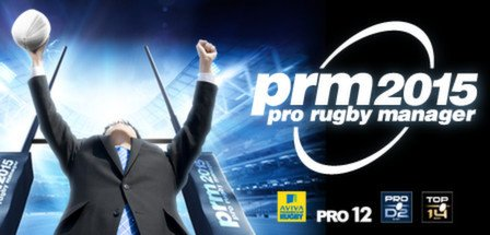 Pro Rugby Manager 2015 til PC