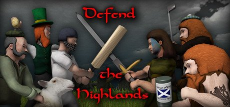 Defend The Highlands til PC