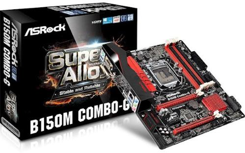 ASRock B150 Combo-G