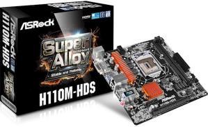 ASRock H110M-HDS