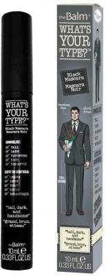 theBalm Tall Dark And Handsome Mascara