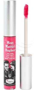 theBalm Meet Matt(e) Hughes Lipstick