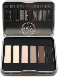 W7 In The Mood Eye Colour Palette