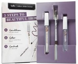 Billion Dollar Brows Kit 3 Steps to Beautiful