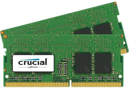 Crucial SO-DIMM DDR4 2133MHz 16GB (2x8GB)