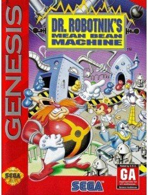 Dr. Robotnik' Mean Bean Machine til PC