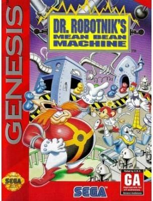 Dr. Robotnik' Mean Bean Machine til PC