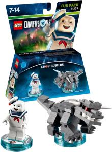 LEGO Dimensions - Stay Puft/Terror Dog