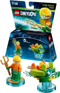 LEGO Dimensions - Aquaman/Aqua Watercraft