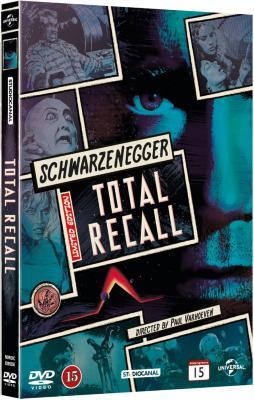 Total Recall: Comic Book