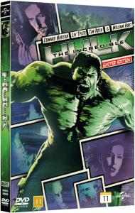 The Incredible Hulk: Comic Book