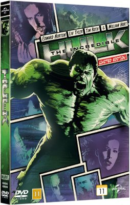 The Incredible Hulk: Comic Book