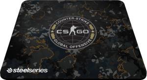 SteelSeries QcK+ CS:GO