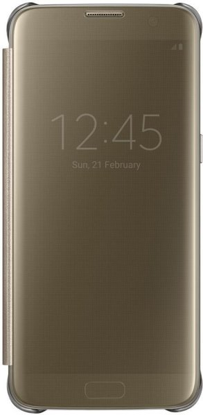 Samsung Clear View Cover (S7 Edge)