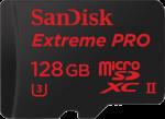 SanDisk Extreme Pro microSDXC UHS-II 128GB