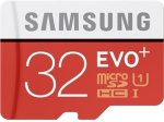 Samsung Evo Plus microSDHC 32GB Class 10